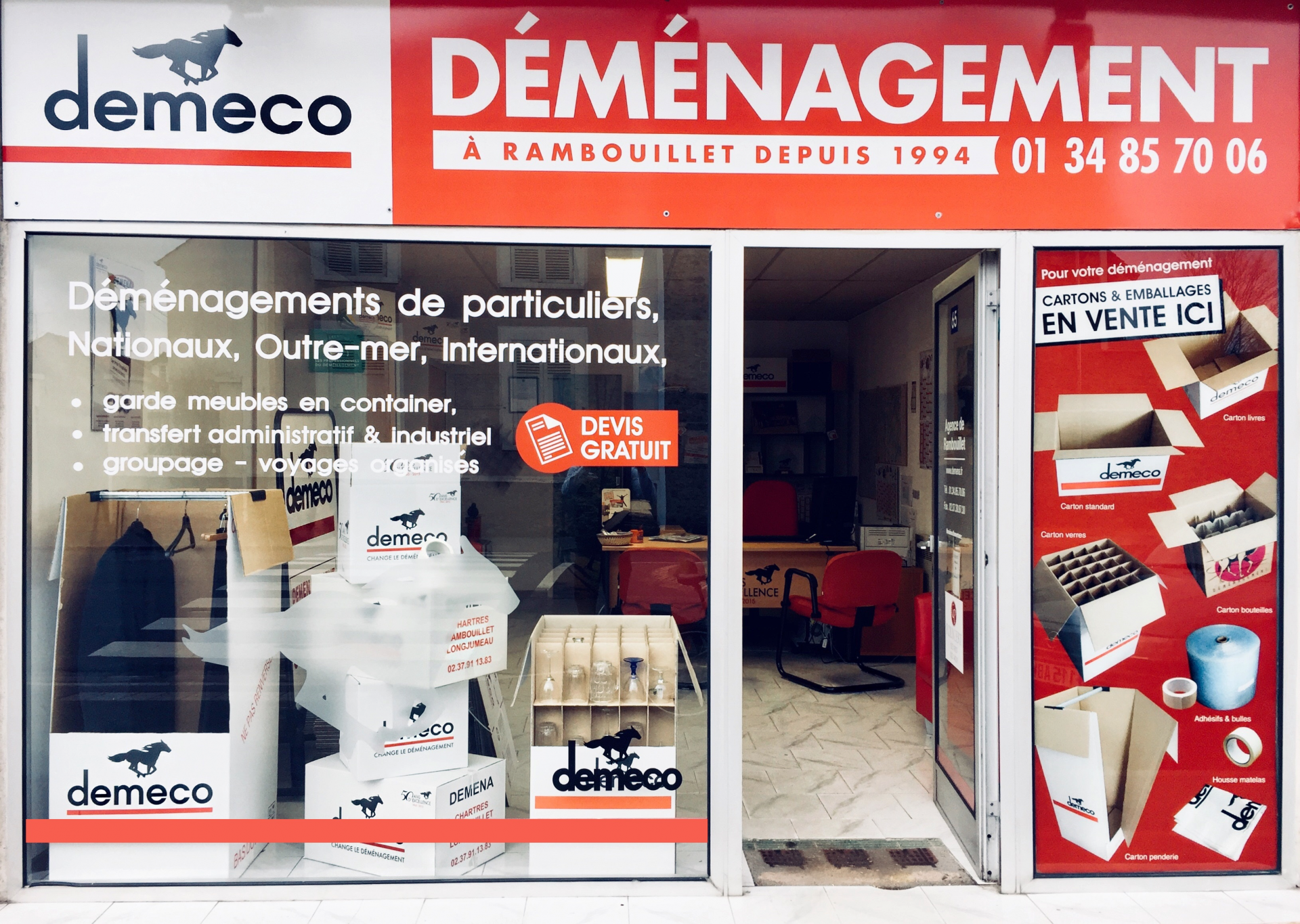 demenagement yvelines